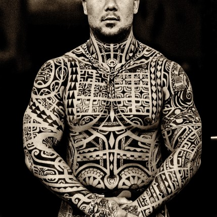 Polynesian Body Tattoos